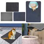 Foldable Dog Cat Litter Mat with Waterproof Bottom Pet Non-slip Toilet Pad Puppy