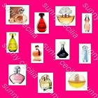 15 ~ AVON Women's Mixed Perfume EDT / EDP Fragrance Sample Vials ~ ALL DIFFERENT