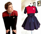 Star Trek: Voyager Cosplay Captain Kathryn Janeway lolita dress Cosplay cos on eBay