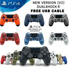 PS4 DualShock 4 Wireless Bluetooth Game Controller for Sony PlayStation 4