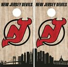 New Jersey Devils Cornhole Wrap NHL Game City Skyline Skin Vinyl Decal CO901 $39.95 USD on eBay