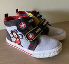 Внешний вид - Mickey Mouse Toddler Boys High Top Sneakers Size 9,10