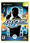 James Bond 007 in Agent Under Fire - Original Xbox Game WITH MANUAL $5.99 USD on eBay