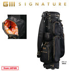 "9.04lb Gloveride Golf Japan GIII SIGNATURE GB0419 Caddie bag 9.0"" Caddy bag 19wn"
