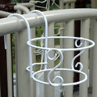 US Stock! Multi-Uses Wrought Iron Flowerpot Planter Rack Hanging Style Stand NEW