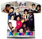 A Different World T-Shirt. Whitley Tee. Hillman College Shirt. Denise Huxtable