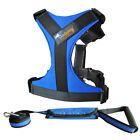 Adjustable Dog Harness Lead Set No-Pull Vest Strong Oxford Cloth Outdoor Leash