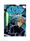 Star Wars Print (Dark Side Anime) Art 30x40cm £10.75 GBP on eBay