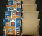 WASHINGTON WIZARDS BASKETBALL 8 ACA BEAN BAGS/ BAGGO TOSS  Quality Handmade! on eBay