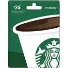 Kyпить Starbuck Gift Card - $10 - $20 - $25 - $50 Email Delivery на еВаy.соm