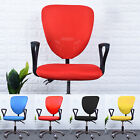 Computer Office Chair Cover Universal Chair Stretch Rotating Spandex Slipcovers