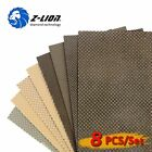 Diamond Electroplated Resin Abrasive Paper Sheets Diamond Sandpaper for Grinding image
