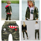 Family Clothing  CAMO MILITARY Tracksuit by ZOMBIE DASH For Mum Dad Kids