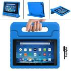 Kids Safe Handle Cover Stand Case EVA For Amazon Kindle Fire 7 / HD 8 Alexa