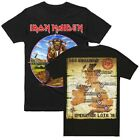 ironmaiden Legacy Of The Beast England Tour 2018 T Shirts S-3XL Black image