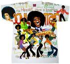 Soul Train T Shirt. Sublimation Mens, Ladies And Youth Sizes. Don Cornelius Tee image
