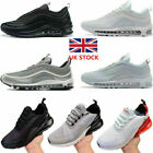 HOT SALE Mens Air Max-97 Running Shoes Light Sport Trainer Sneakers Size UK 6-10