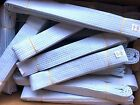 BRAND NEW Martial Arts Taekwondo KARATE WHITE BELT size 0000 - 9 available