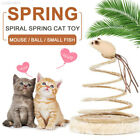 Disc Spring Cat Toy Funny Cat Toy Kitten Playing Durable Elastic Spring Mouse