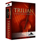 TRILIAN - Total Bass Module for ANY SAMPLER - Fast Download / DVD in post