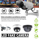 Solar Waterproof Outdoor Home Simulation Dummy Security Monitor CCTV Camera Lot