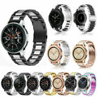 US For Samsung Galaxy Watch Active 2 40mm 44mm Strap Stainless Steel Watch Band image