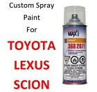 Automotive Touch Up Spray Paint For TOYOTA / LEXUS / SCION $59.95 USD on eBay