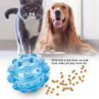 Resistant Bite Leakage Food Toys Dog Puppy Molars Teeth Chew Play TPR Pet Toy