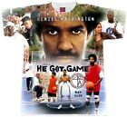 He Got Game T-shirt. Mens, Ladies and Youth Sizes. Denzel Washington, Ray Allen. image