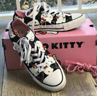 Sneakers Women's Converse & Hello Kitty CTAS Low Top Black Prism Pink 162947С