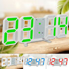High Quality LED Digital Table Wall Clock Large 3DDisplay Alarm Clock Brightness