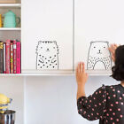 Innovation Home Wall Sticker Decal Kids Room Decoration Cute Cat Door Sticker Fa