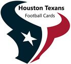 You Pick Your Cards - Houston Texans Team - NFL Football Card Selection