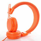 Kids Over Ear Headphones Kidssafe Childrens Girls Earphones Pink For iPad/Tablet