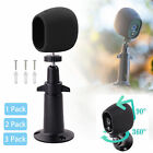 Security Wall Mount + Protective Cover Case for Arlo Camera Indoor Outdoor Cam