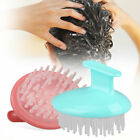 Silicone Head Scalp Comb Brush Shampoo Hair Massager Shower Body Washing Massage