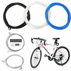 Bike Bicycle Front Rear Inner Outer Wire Brake Gear Shifter Cable Housing Kit US