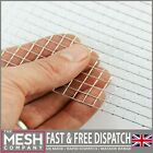 "1/4"" Coarse Galvanised Welded Mesh (1/4"" x 1/4"" Hole x 23G Wire)"