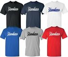New York YANKEES MLB Graphic UNISEX T-SHIRT Multi Colors S-4XL