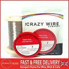 Ni80 (Nichrome - NiCr80/20) Resistance Wire Full Range Best Prices UK Made