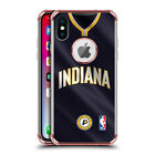 NBA 2018/19 INDIANA PACERS ROSE SHOCKPROOF FENDER CASE FOR HUAWEI LG MOTOROLA