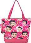 Betty Boop Diaper Bag Hand Bag Tote Bag One Size $30.19 AUD on eBay