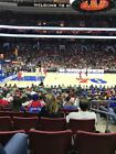 2 PHILADELPHIA 76ERS VS MILWAUKEE BUCKS TICKETS ROW 13 LOWER CENTER TUES 4/7 on eBay