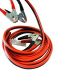 Booster Cables Battery Booster Jumper Cables Heavy Duty Car Van Clamps Start US