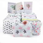 Newborn Baby Pillow 3-Dimentional Air Mesh and Washable Cotton for Flat Head