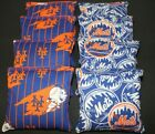 New York Mets Cornhole Bean Bags 8 ACA Regulation Corn Toss Bags MLB Baseball on Ebay