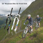 """Ultra-light 26"""" Mountain Bike Oil/Spring Front Fork Bicycle Accessories N3Q1"""