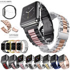 Stainless Steel Wrist iWatch Band Strap For Apple Watch Band Series 5 4 3 2 1 image