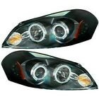 121236 Anzo Headlight Lamp Driver  Passenger Side New for Chevy LH RH Impala