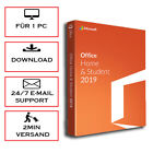 Kyпить Office 2016/2019 Home & Student/Professional Plus 1/5 PC - Versand per Email на еВаy.соm